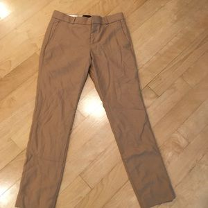 Banana Republic Ryan Tan Wool size 0